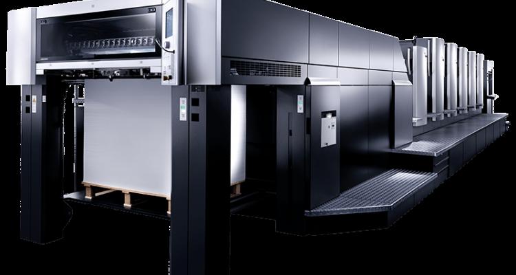 دستگاه چاپ تراکت